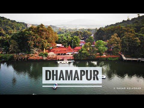 Dhamapur Lake | Malvan | Mumbai to Kudal | Mahindra XUV 500