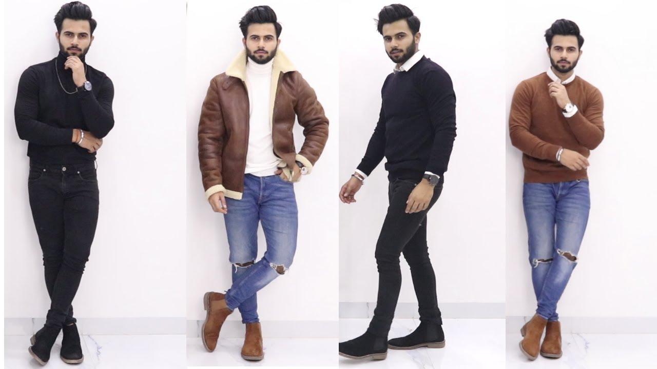 [VIDEO] – CLASSY Winter Outfit Ideas (2019) Men's Fashion |Tarun Molri | Look Attractive
