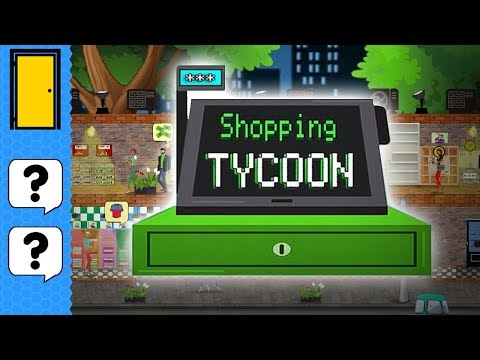 Shopping Tycoon - Financial Crisis. Let's Play Shopping Tycoon