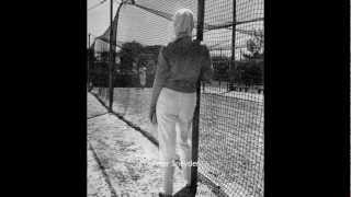 Marilyn Monroe & Joe DiMaggio - At Yankees Training Camp, 1961 RARE