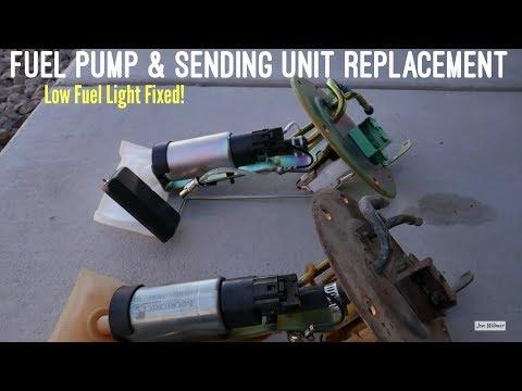 How to Replace Fuel Pump & Sending Unit on 97-01 Honda CRV