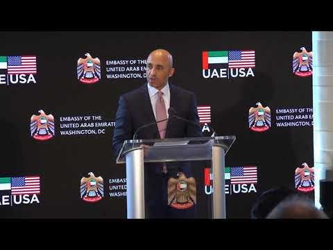 Ambassador Al Otaiba Highlights Strength of UAE-US Economic Ties