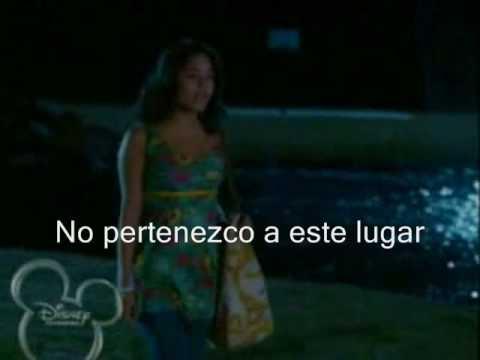 I Gotta Go My Own Way - High School Musical 2 lyrics español