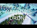 【天国に一番近い島】モルディブでドローン空撮したら絶景だった!! MALDIVES by dron…