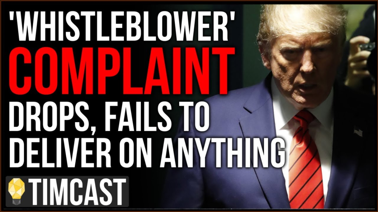 Tim Pool Trump Ukraine Whistleblower Complaint Drops, Delivers on NOTHING, Media Pushed Lies And Fak