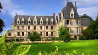 Château de Reignac, Hôtel de charme, Luxe & Patrimoine entre Tours et Loches : Symbolesdefrance.com