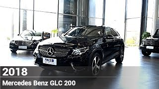 Mercedes Benz 2018 GLC 200 Interior & Exterior Overview