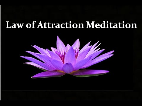 Law of Attraction Meditation - Speed Up Your Manifestations