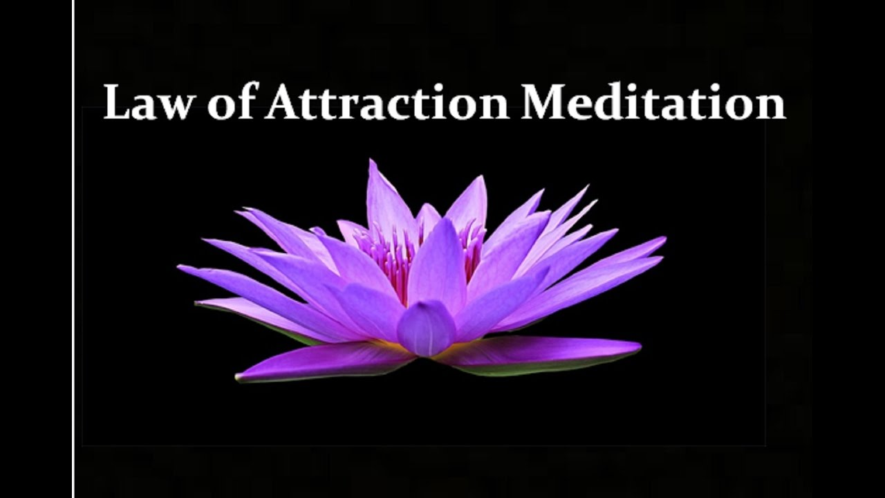 Law Of Attraction Meditation Speed Up Your Manifestations