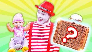 Смешные видео для детей – Кукла Беби Бон и Волшебный Чемоданчик! – Новые онлайн игры  с игрушками