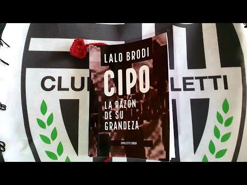 """Lalo Brodi presentó su libro """"Cipo, la razón de su grandeza"""""""