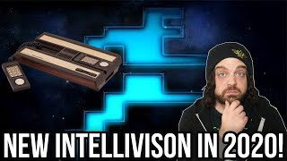New Intellivision Amico REVEALED - BETTER Than PS5?! | RGT 85