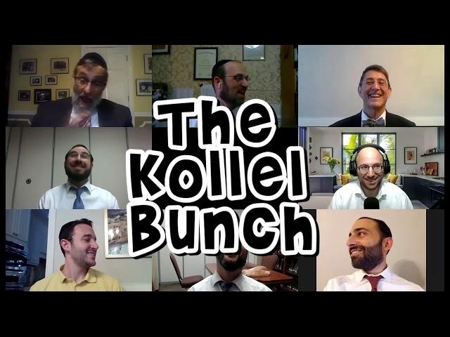 ZOOM Networking 2020 - The Kollel Bunch