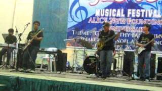 "Floodgates (in ALICF Music Festival) - ""Walk On Water"""