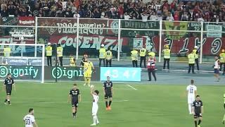 Cosenza 3-1 Siena finale playoff Serie C - fine partita 16-6-2018