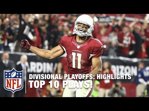 Top 10 Plays (Divisional Round) | NFL