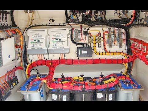 Boat Show 2018 - Understand Your Boat's Electrical, Manage Your Power & Stay At Anchor Longer