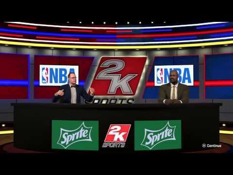 NBA 2K15 - Shaq and Ernie FUNNY Clips!