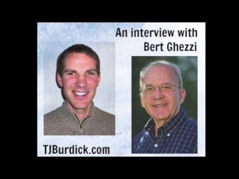 Bert Ghezzi Interview with TJ Burdick part 1