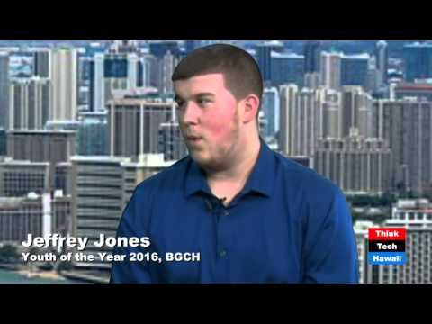 Stories of Resilience and Inspiration - Jeffrey Jones - Youth of the Year 2016 - BGCH