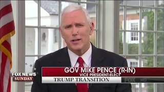 Mike Pence Gives Classy Response To Hamilton Cast