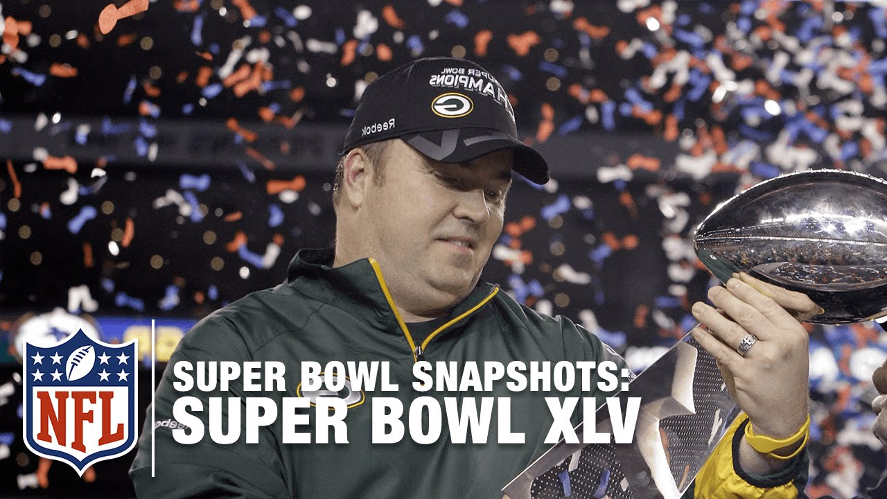 Mike McCarthy Remembers Super Bowl XLV ...