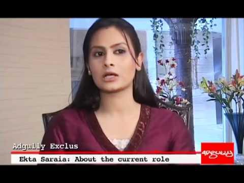 Download Adgully Exclusive   In conversation with Ekta Saraia (Rajvi of Mukti Bandhan) Part I