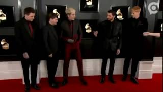 Bring Me The Horizon Photo Session in GRAMMYs 2019