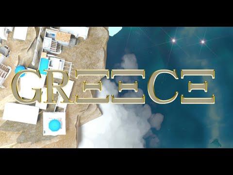 GREECE (Official Lyric Video)