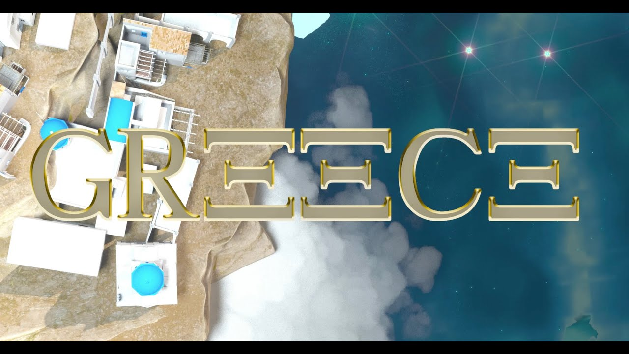 Download GREECE (Official Lyric Video)