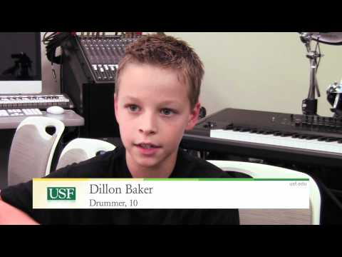 Kids Rock Out with USF School of Music
