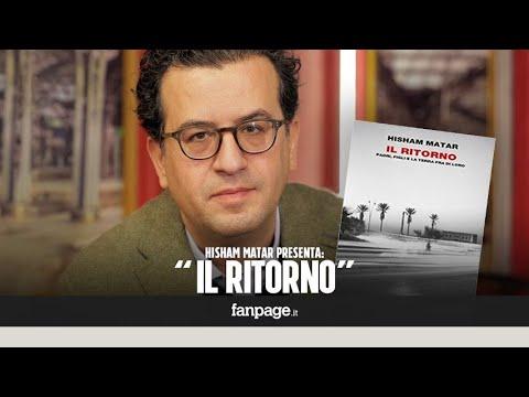 """Il premio Pulitzer Hisham Matar: """"L'Italia ha realizzato un genocidio in Libia"""""""