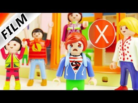 Playmobil Film Deutsch - KITA-VERBOT FÜR JULIAN VOGEL! NIE WIEDER KITA? Kinderserie Familie Vogel