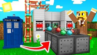 The MOST OP FARM in Crazy Craft! (Minecraft)