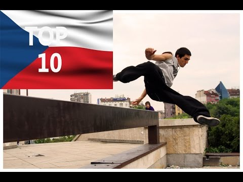 TOP 10 FREERUNNERS IN CZECH REPUBLIC