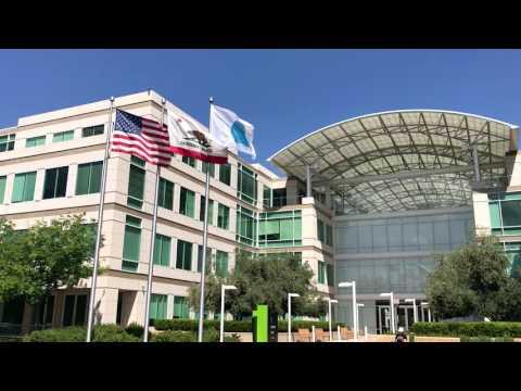 USA 44. Campus Apple. 1 Infinite Loop, Cupertino, CA