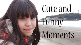 Cute and Funny compilation of Hinata Sato If anyone is interested i...