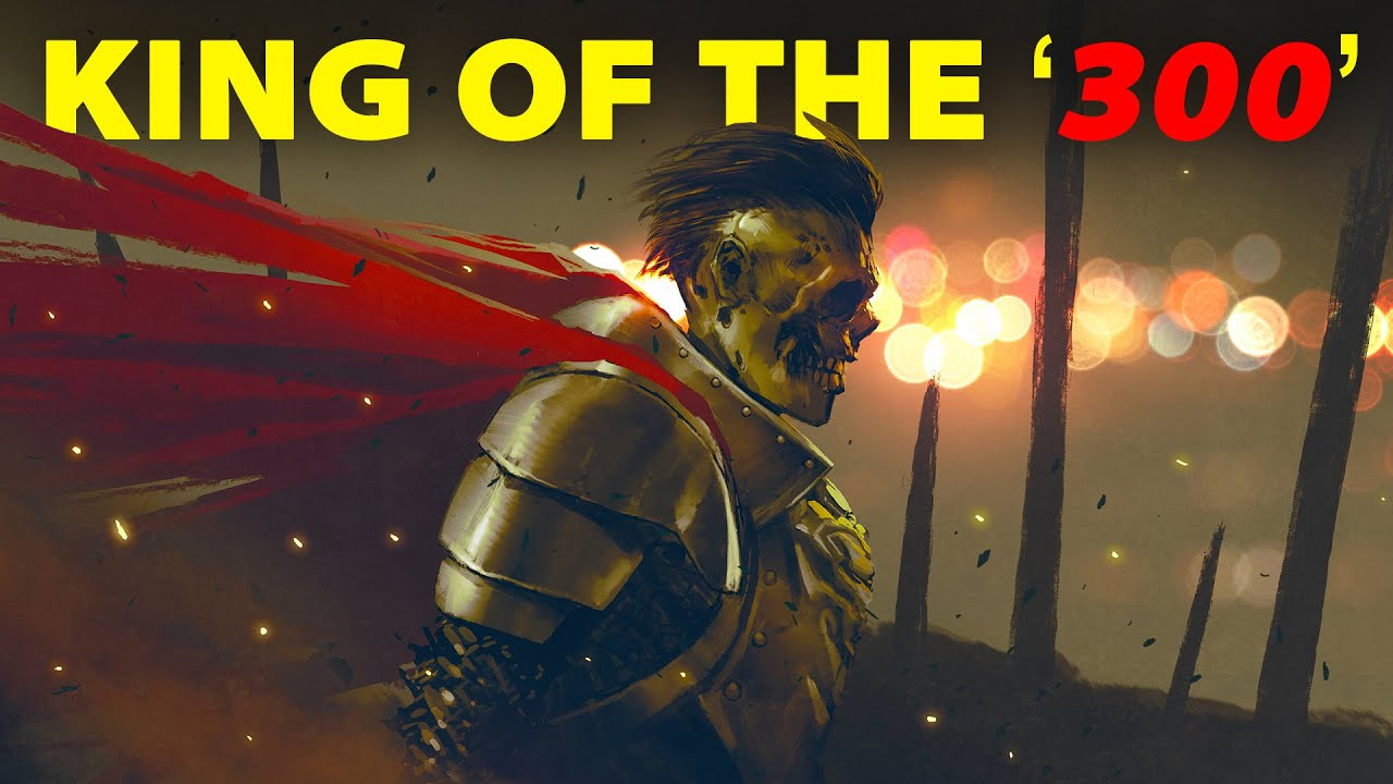 How I Defeated a Million Invaders with 300 Spartans - I Am King Leonidas