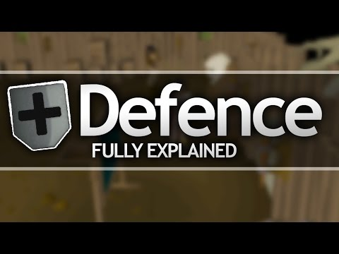 How Defence Works In OSRS
