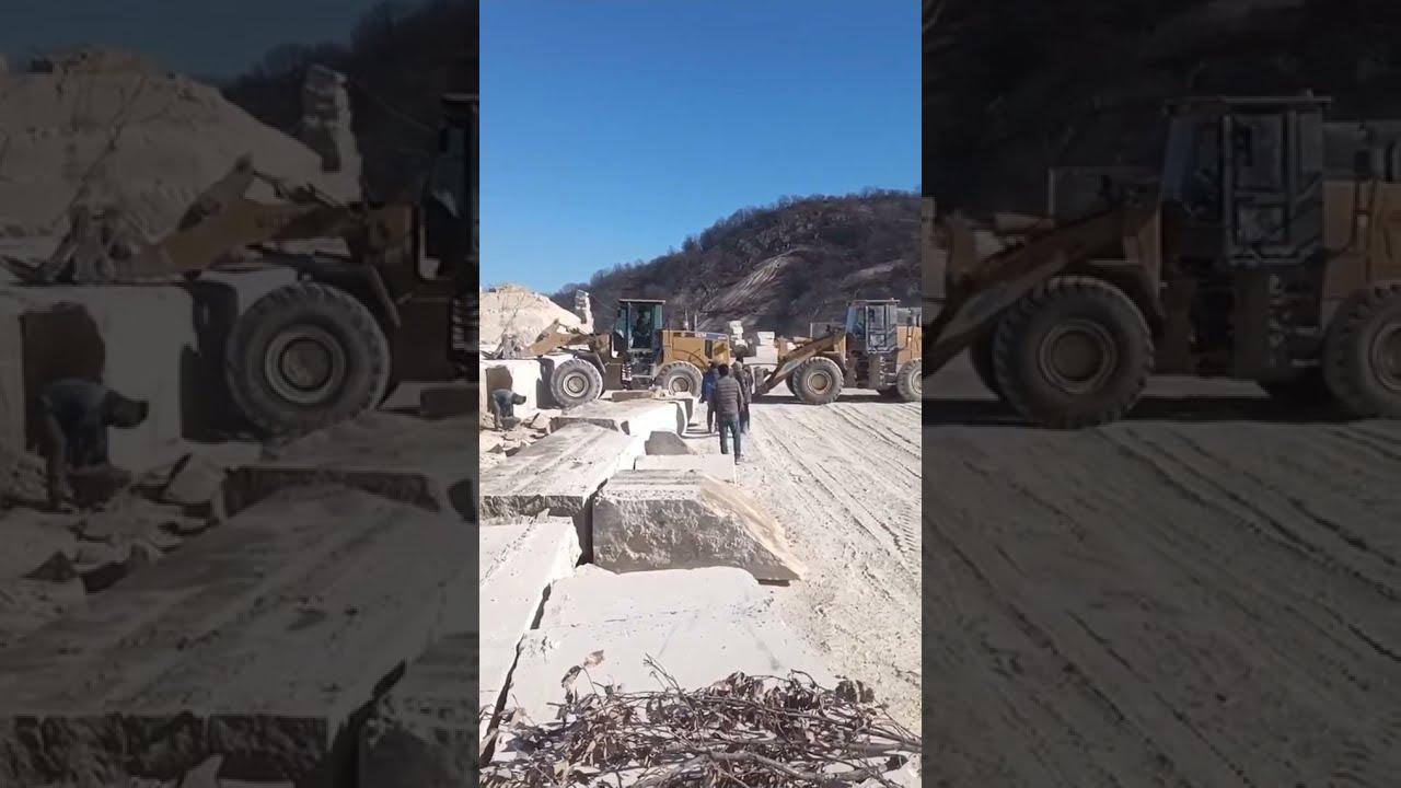 machinery helping machinery