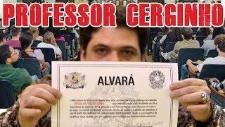 FALHA DE COBERTURA #163: Professor Cerginho