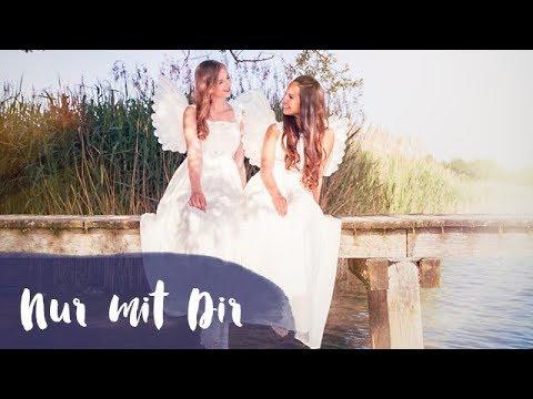 Helene Fischer | Nur mit Dir Cover | Hochzeit 👰 | Hochzeitslieder Deutsch | Musikvideo Engel [49]