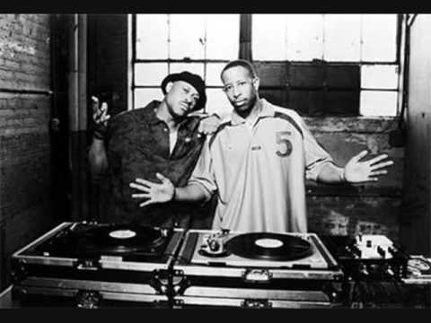 Клип Gang Starr - Above The Clouds