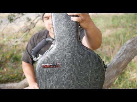 bam classical guitar case review l 39 original model visesnut alternative nbn guitar youtube. Black Bedroom Furniture Sets. Home Design Ideas