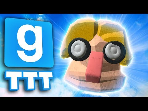 PRAY TO THE HOLY DONCON! | Gmod TTT