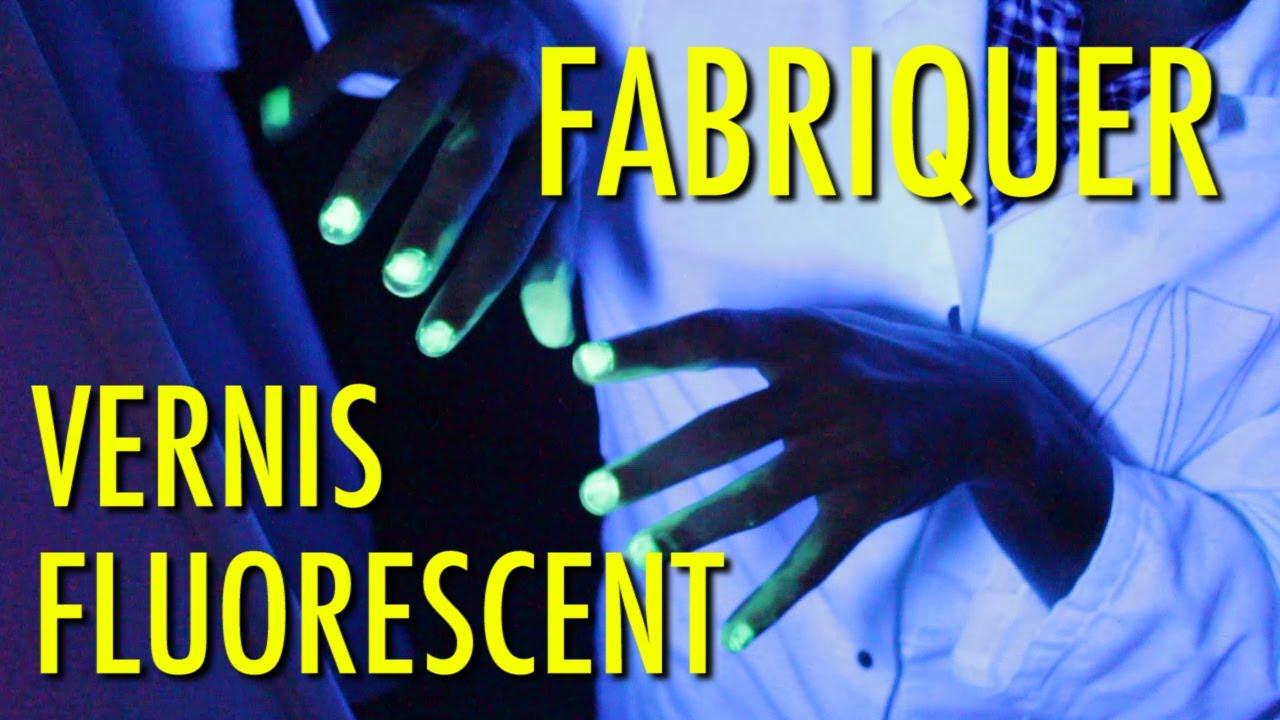 dr nozman - expérience fabriquer vernis fluorescent - 2? - youtube - Comment Faire De La Peinture Fluorescente