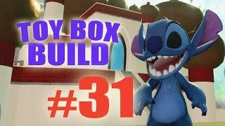 Disney Infinity 2.0 - Toy Box Build - Palace Building 101 [31]