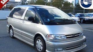 Toyota Previa Estima 4WD for sale in Vancouver, BC, Canada