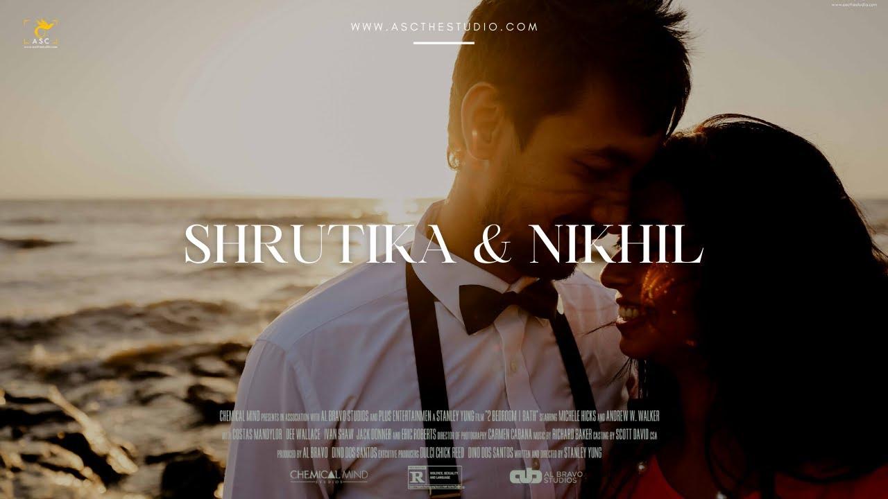 Pre Wedding Video | Shrutika & Nikhil | Ritviz - Liggi | Abhishek Sanyal Clickography (ASC) | Mumbai