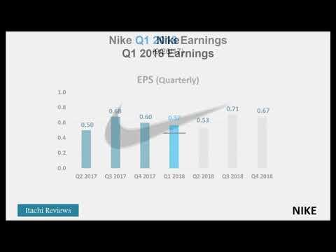 Nike Q1 2018 Earnings 9.26.17